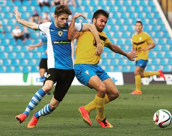 futbol Hercules 2 - 0 Badalona