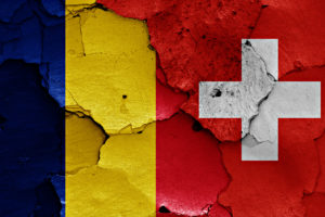 Romania vs Switzerland
