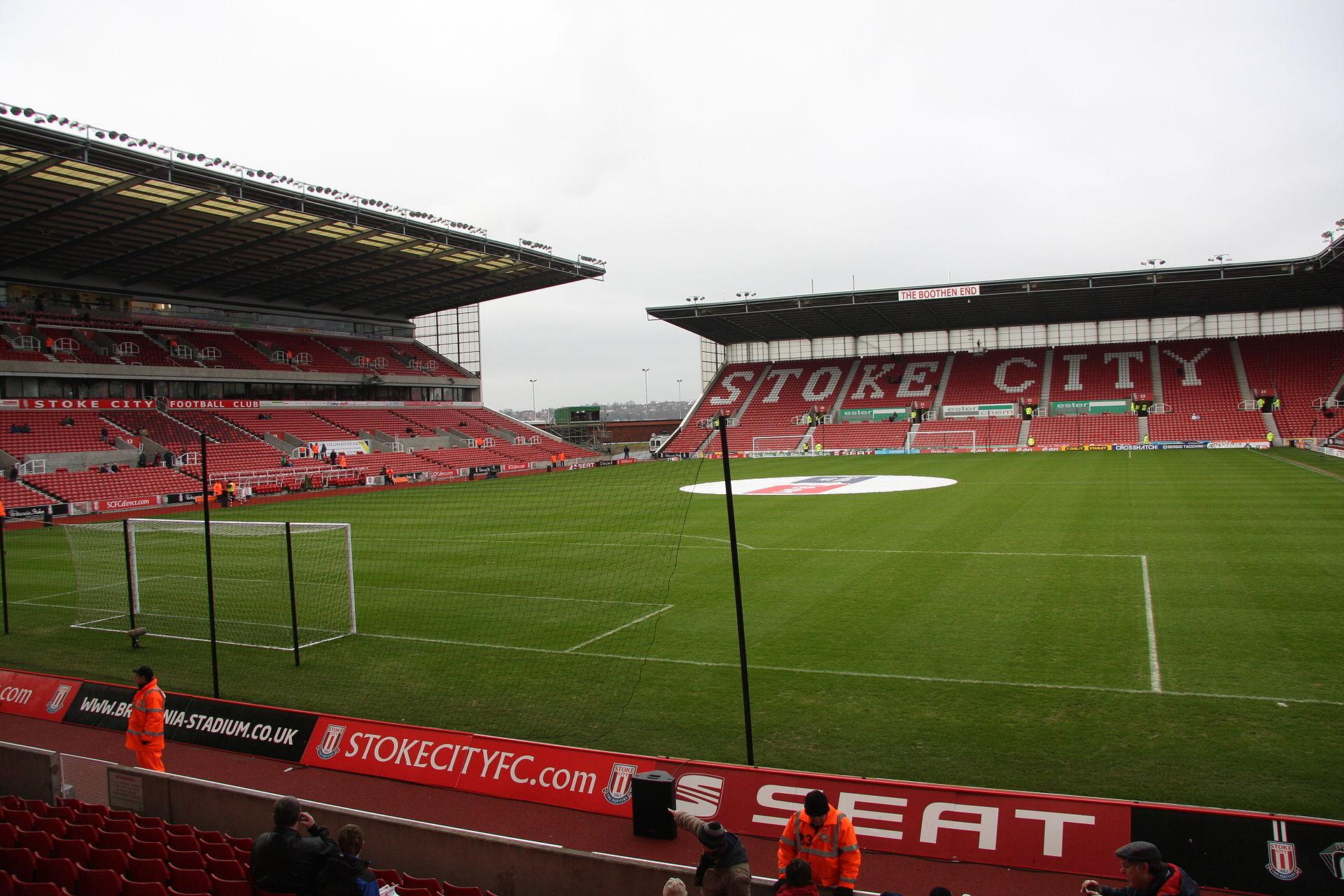 Stoke City vs Tottenham Hotspur Betting Tips