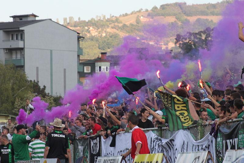 Credit: https://commons.wikimedia.org/wiki/File:Trepça_%2789_-_Prishtina,_ndeshje_derbi_në_futbollin_e_Kosovës..JPG