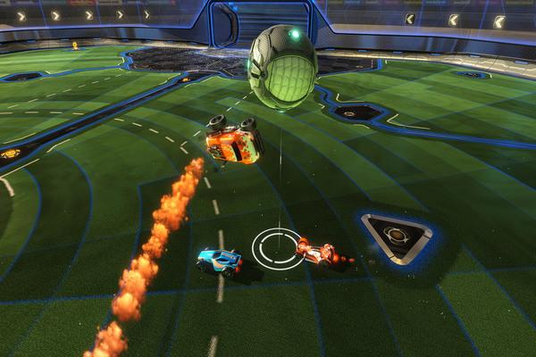 rocket league 2