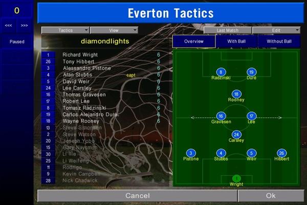 EVE TACTICS - Championship Manager resize