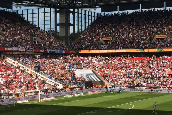 Hamburg fans