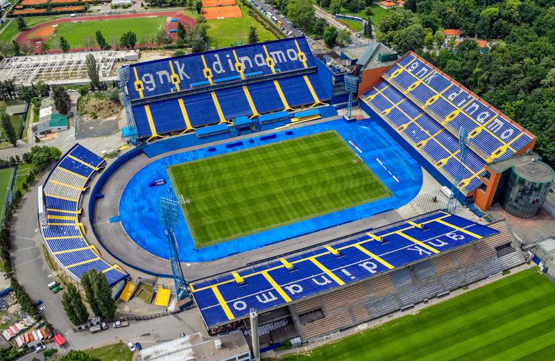 The Match You Missed Lokomotiva Vs Dinamo Zagreb The Set Pieces