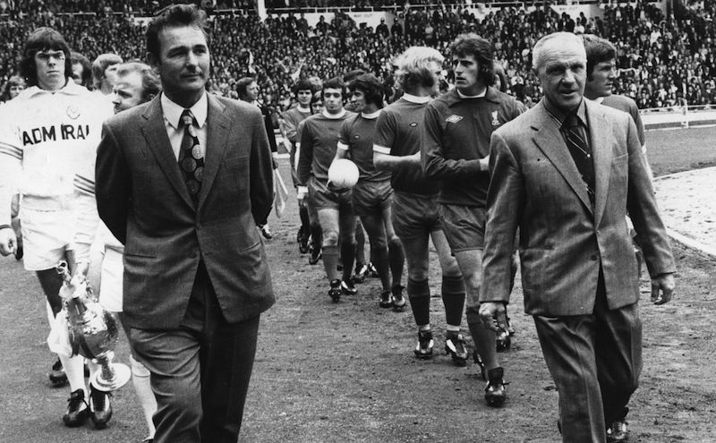 stylo matchmakers brian clough bill shankly leeds and liverpool fc heirship seventy four 74 1974