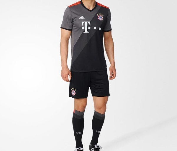 Bayern away
