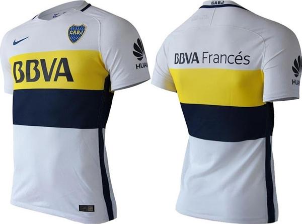 buy online ec151 7e686 Nike upgrade Boca Juniors' classic kit for 2016 - The Set Pieces