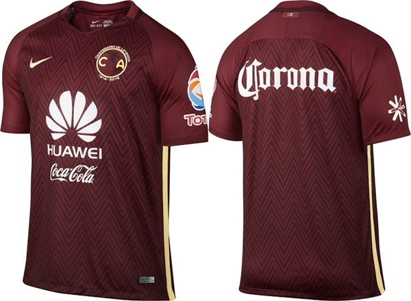 Club America away-horz