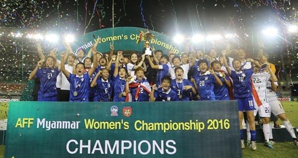 Thailand women's team