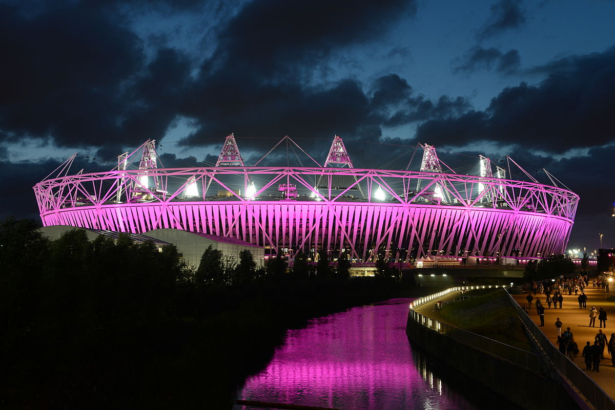 By Gerard McGovern from London, United Kingdom - Olympic StadiumUploaded by BaldBoris, CC BY 2.0, https://commons.wikimedia.org/w/index.php?curid=20512002