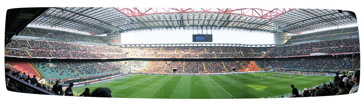 By Nahuel from Milano, Italy - Stadio San Siro - Milano, CC BY 2.0, https://commons.wikimedia.org/w/index.php?curid=3225288