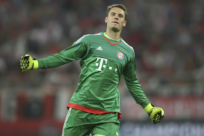 05787a611 Bayern Munich s Manuel Neuer backs Paul Clement to succeed at Swansea