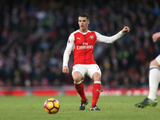 e5672a13d Can Arsenal midfielder Granit Xhaka learn from discipline problems of the  past