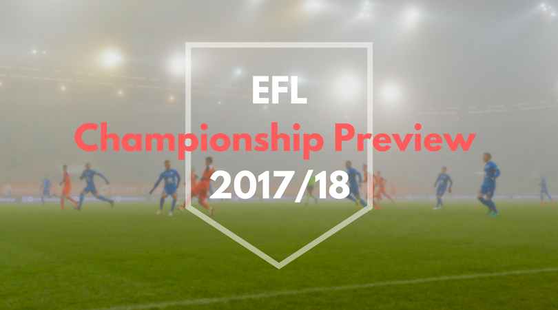 EFL Championship Preview 2017/18 - The Set Pieces