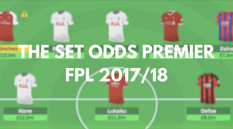 Fantasy Football: Join The Set Odds Premier - The Set Pieces