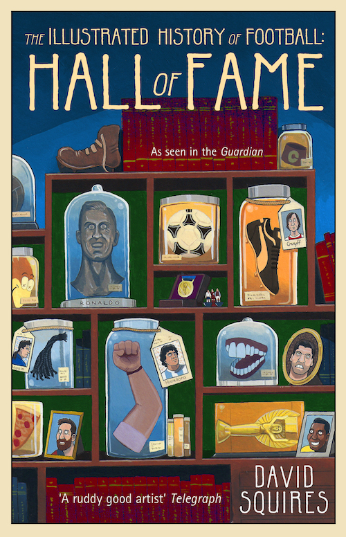 Image result for The Illustrated History of Football: Hall of Fame David Squires
