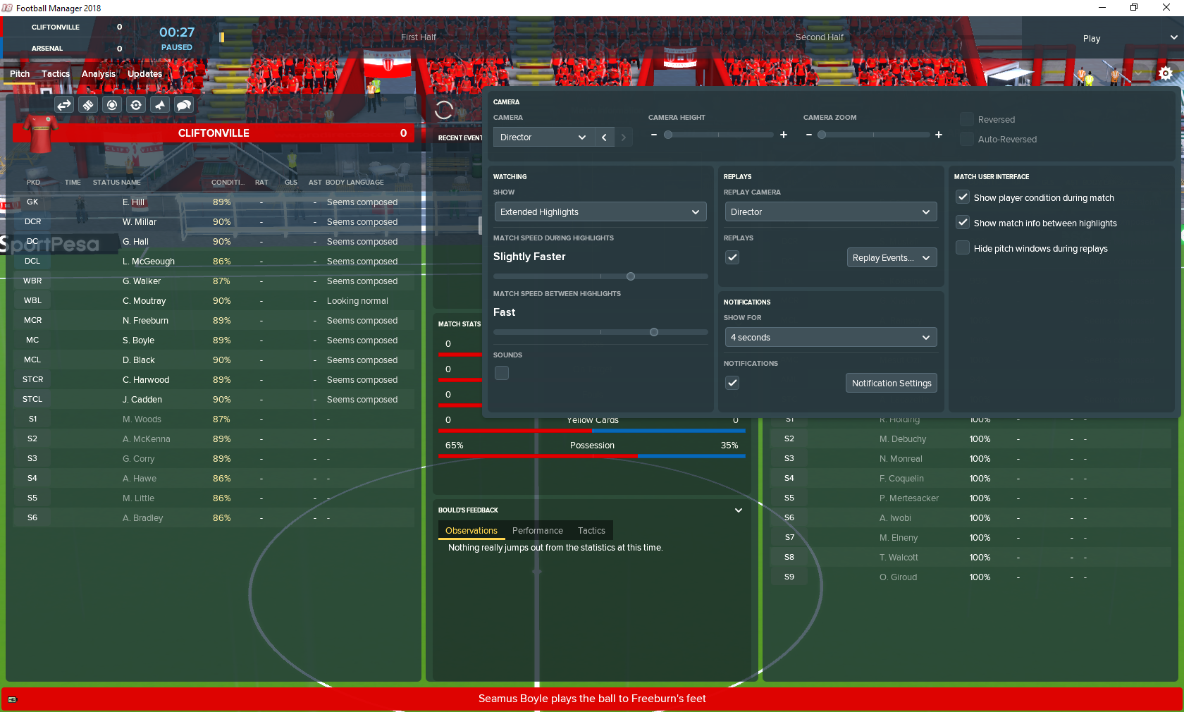 The Beginner's Guide To Football Manager 2018 - The Set Pieces