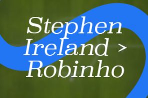 When Stephen Ireland outshone Robinho