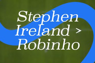When Stephen Ireland outshone Robinho