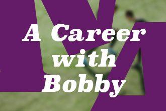A career with Sir Bobby Robson