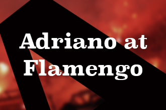 Adriano at Flamengo