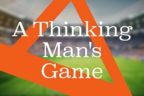 Christian Burgess: A thinking man's game
