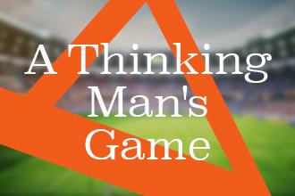 Christian Burgess: A thinking man's game