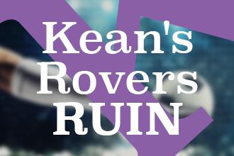 Steve Kean's Blackburn Rovers ruin