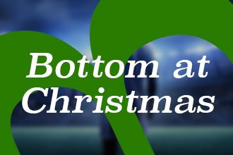 Football quiz: Bottom at Christmas