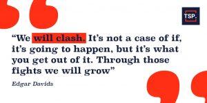 Edgar Davids, Barnet quote