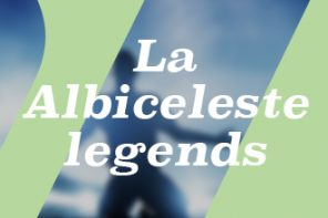 La Albiceleste legends