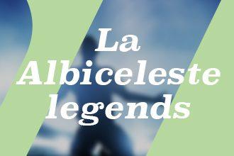 La Albiceleste legends