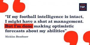 Nicklas Bendtner quote