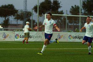 Matt Crossen: Meet England Cerebral Palsy's non-league playing captain