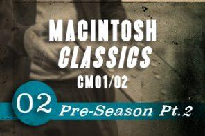 Macintosh Classics: CM01/02