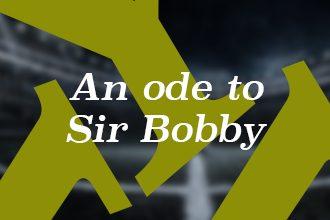 Sir Bobby Robson birthday