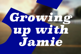 Growing up with Jamie Vardy