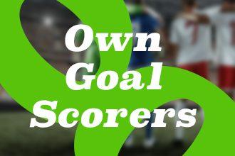 Premier League own goal scorers quiz