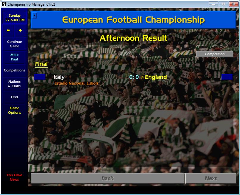 England win Euro 2004