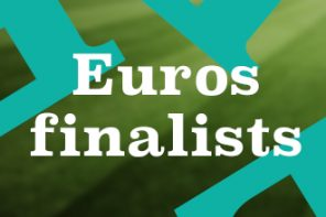 Euros quiz: Can you name the European Championship finalists?