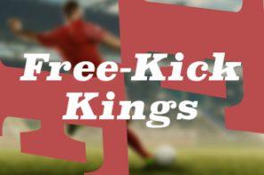 Football quiz: Free-kick kings