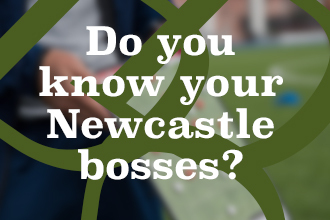 Newcastle managers quiz