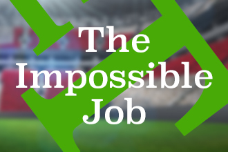 Graham Taylor: The Impossible Job